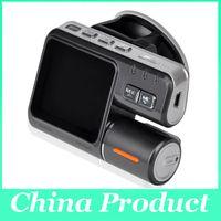I1000 DVR cámara de doble cámara de doble lente de la cámara 720P Dash Cam caja negra con la parte trasera de 2 cámaras de visión del vehículo Dashboar 002780