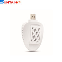 Wholesale 2015 USB Mosquito Repeller Scentless Non toxic Silent Portable USB repellent Travel essential repellent Car Mosquito Repeller
