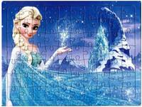 Wholesale 8pcs Frozen Princess Elsa Anna Puzzle Children s educational toys Children gift PT2