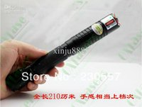 Wholesale adjustable focus blue laser pointer of flashlight safety glasses Battery aluminum box lase
