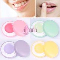 apple moisturizer - New Fruit Flavor Lip Balm Strawberry Grape Pineapple Apple Lipstick Moisturize DRES