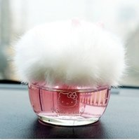 Wholesale Hello Kitty car seat perfume car perfume car pretty upscale fashion creative ornaments
