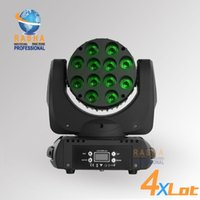 beam lighting disco - 4X W Cree IN1 LED Moving Head Beam Moving Head Light Beam Light Disco Light With Powercon DMX IN OUT