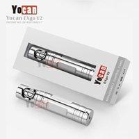 Cheap unique Yocan EXgo V2 replaceable control panel MOD Yocan EXgo V2 ecig MOD fashion electronic cigarette Mod for RDA atomizer