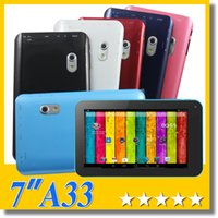 7 inch tablet android mid - 7 inch Allwinner A33 Q88 Pro Tablet PC Quad core A70H Android Dual Camera Flash Ligh EKEN A70x Wifi MID