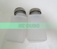 alcohol dispenser pump - 200ml bottle Liquid Alcohol Press Nail Polish Remover Dispenser Cleaner Pumping Bottle Dispensing Pump Bottle