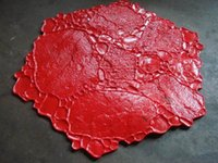 Wholesale Fashion cement floor wall decoration materials DIY pu polyurethane products plastic mold pu mould