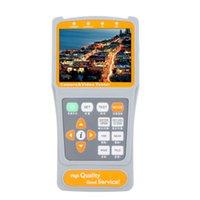 PK68C i-pook CCTV portátil Cámara de Vigilancia Tester Monitor de PTZ controlador de red Cable Tester