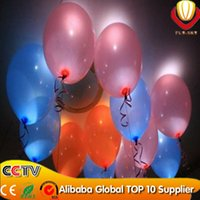Wholesale alibaba express led party lights luminous party decoration led flashing balloon new innovation