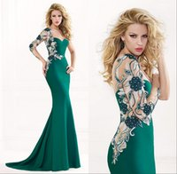Cheap Evening Dresses Best Green