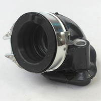 best quad atv - Motorcycle Intake Manifold Pipe for GY6 cc cc ATV Quad Moped Scooter For Best Sale