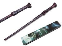 Wholesale cosplay Stage magic props magic wand Harry Potter wand cm Hermione resinous Non luminous with gift box