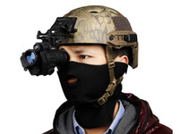 Wholesale Night visions Monocular helmets HD Infrared Digital Night Vision Army fans For Hunting New Tactical Camouflage PVS Hunting