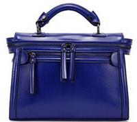 Wholesale Low cost sales most popular selling women Brand handbags Leather handbag locomotive package Shoulder bag KB34