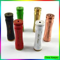 av times - Timekeeper Mod electronic cigarette Time Keeper Clone Vaping Mods Mechanical mod Thread Copper Plated ODM OEM VS AV mod