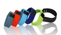 heart rate monitor watch - 2015 Heart rate monitor JW86 smart bracelet bluetooth silicone watch better than TW64 smart band for Android and IOS phone