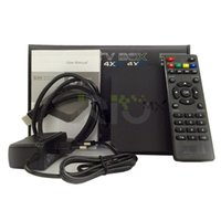 Wholesale MXQ Android TV Box Arabic Iptv Smart Quad Core OTT Amlogic Bit S805 Media Player With XBMC KODI Hot Selling PK MXQ Pro