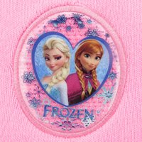 Cheap Girl frozen hats Best Summer cartoon cartoon hats