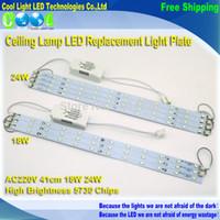 Wholesale cm V High Brightness LED Bar Lights LED Tube Ceiling Lamp LED Light Source with Power Driver Magnetic Holder