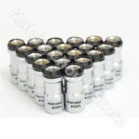Wholesale Black Color Rays Volk Racing Formula Nuts Set Volk Racing Nuts With Lock Lug Nuts M12 x Steel Lug Nuts MC3398
