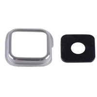 Wholesale Camera Glass Lens Cover For Samsung Galaxy S5 i9600 G900A G900F G900 G9005 Replacement