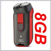 HK Livraison gratuite 8GB Built-in Shaver Favorite Spy caméra cachée Mini DVR caméscope enregistreur vidéo numérique CMOS HD 1920x1080P Man