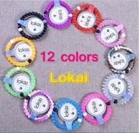 jelly bracelets - Newest colors Lokai Bracelet Pink Lokai Silicone Bead Bracelet lokai Silicone Find Your Balance Lokai jewelry Hot sale