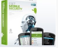 android mobile software - Genuine ESET Mobile Security Android phone version of antivirus software NOD32 year year card