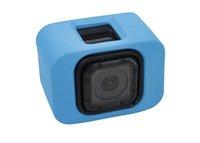 Wholesale Styrofoam Floaty Float Box Protective case For GoPro HERO4 Session Blue