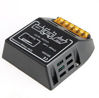 Wholesale 20A V V Solar Charge Controller Solar Panel Battery Regulator Safe Protection MPPT Controle Regulator H11051