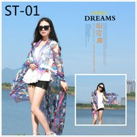 air conditioning specials - The new sunscreen scarf beach towel emulation silk scarf shawl oversized air conditioning shawl female special factory outlets