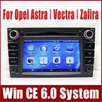 2-Din de navegación GPS coches reproductor de DVD para Opel Astra Vectra Zafira con USB SD Navigator Radio TV Bluetooth AUX Mapa 3G Auto Audio Video Stereo