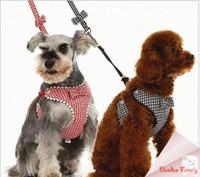 Bandanas, Bows & Accessories beagle dogs - Cute leash dog suit Teddy dog fit Beagles Yorkshire Chihuahua Pomeranian Poodle Labrador