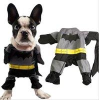 batman dog clothes - Superhero Apparel Clothing for Dogs Pet Cat Dog Batman Clothes Batman costume for dogs Clothing batman dog clothes Pet Costumes D307