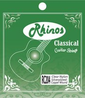 Wholesale Rhinos RC204H Classical Guitar String Silver plated Copper Wound