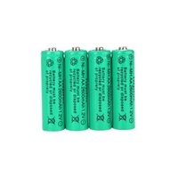 aa solar rechargeable batteries - 4PCS mAH V AA Rechargeable Battery Batteries Ni MH Battery for LED Flashlight Torch Solar Lights
