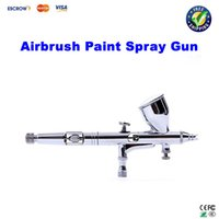 airbrush paint - HD mm Gravity Feed Dual Action Airbrush Paint Spray Gun For Artwork Nail art beauty Design painting