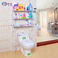 iron shelf bracket - Wrought iron bathroom shelf decoration cosmetic rack corner bracket toilet frame