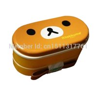 band lunch boxes - set Relax Bear Lovely Lunch Box Dinnerware Sets with Chopsticks and Elastic Band L6ZnI