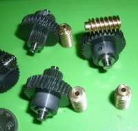 Wholesale 0 M Teeths M Teeths Combination Small Worm Gear Reducer Gearbox DIY Model Toy Parts