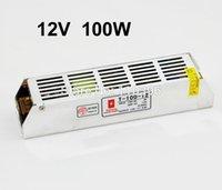dc ac converter 12v 110v - slim mini switching power supply v w ac v v converter to dc v powr supply for led strip light