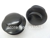 Wholesale Pair Black Gas Fuel Tank Flush POP UP Cap For Harley Sportster Softail Dyna Glide order lt no track