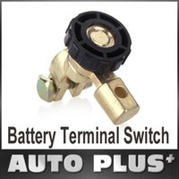 Wholesale GPS Battery Terminal Link Switch Quick Cut off Disconnect Car Truck Auto Vehicle Parts Tool Accessories