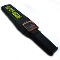 Wholesale High quality Professional Portable Handheld Industrial Metal Detectors Super Scanner Tool Metal Finder for Security Checking