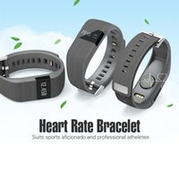 Wholesale New Smart Bracelet Similar JW86 as smartband Fitbit Charge Wristband Wireless Heart Rate monitor OLED Display Fitness Band