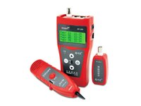 Wholesale NF Network Ethernet LAN Phone Tester NF308 Multipurpose Cable Wire Tracker Length Test
