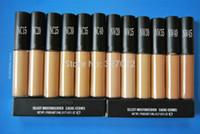 Wholesale 1PCs MC Hot Cheap Brand Makeup SELECT MOLSTURECOVER CACHE CERNES Concealer face and eye primer ML dropship