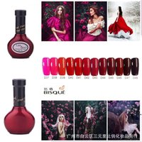 Wholesale The new Bisque environmental protection of red ash a glamorous grandma boutique ml Manicure oil agency gelish