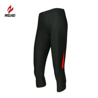 Wholesale 2015 ARSUXEO Women Ladies Compression Tights Base Layer Running Run Workout Pants Fitness GYM Excercise Clothing pants