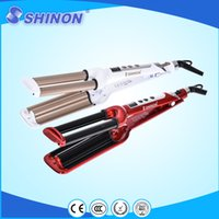 big curling irons - SHINON SH barrels hair curling irons big waver hair wavers